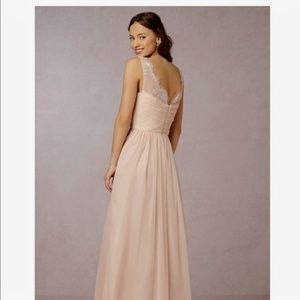 "BHLDN Hitherto ""Fleur"" bridesmaid dress"